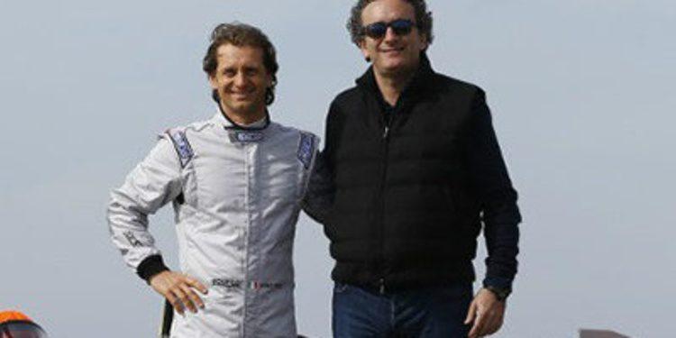 Jarno Trulli funda Trulli GP y es piloto de la Formula E