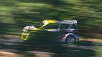 Trofeos y copas en el Rally de Ourense