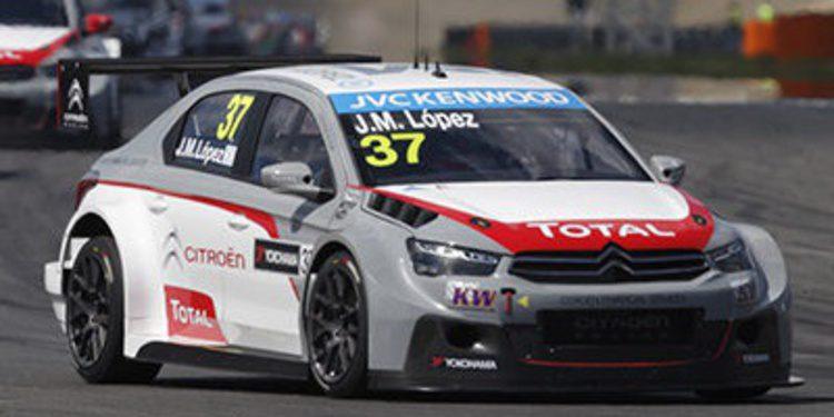 El WTCC regresa a Spa Francorchamps esta semana