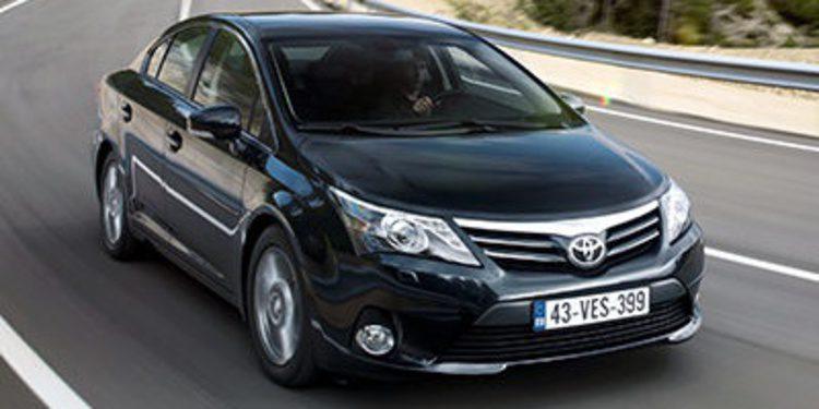 El Toyota Avensis podría desaparecer