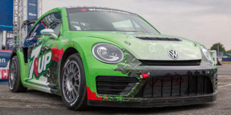 El Volkswagen Beetle ya 'sustituye' al Polo en el GRC