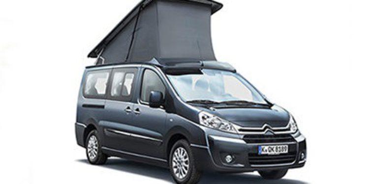 Descubrimos el nuevo Citroën Jumpy Westfalia