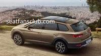 Filtrado el nuevo Seat León X-perience