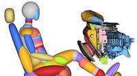 El Ford Mustang propone un nuevo Airbag de rodilla
