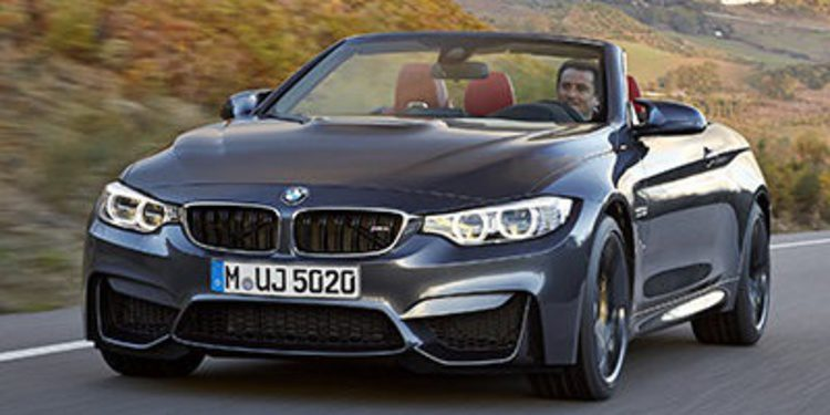 El nuevo BMW M4 Cabrio ya tiene precio