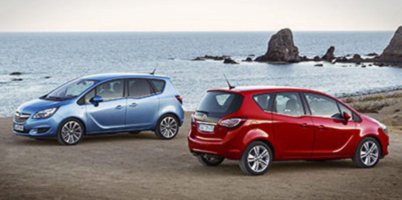 Opel presenta el 1.6 CDTI de 95 CV que ofrece el Meriva