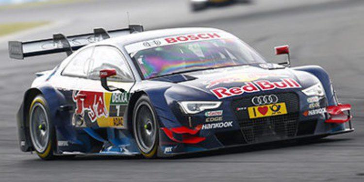Audi llega a su carrera de casa este fin de semana