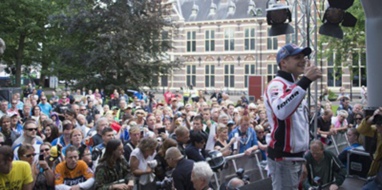 Directo del FP1 del GP de Holanda de MotoGP 2014