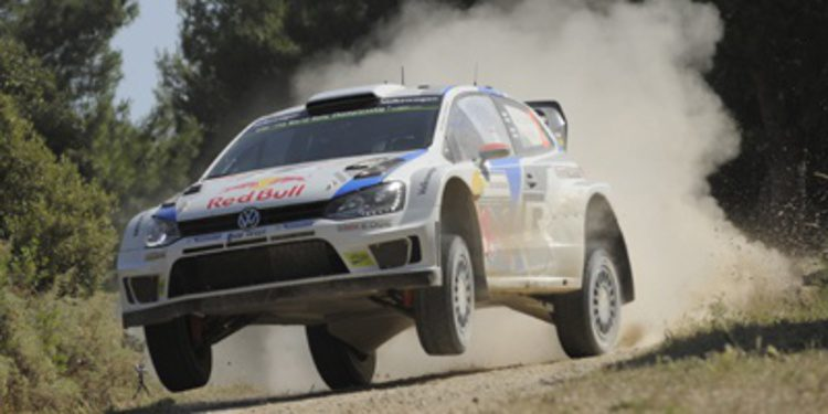 Jari-Matti Latvala al frente del shakedown en Polonia