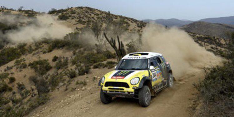Nani Roma seguirá con X-Raid en el Dakar hasta 2016