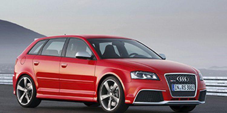 Descubrimos algunos detalles más del Audi RS3