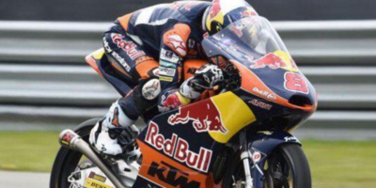 Pole en Moto3 de Jack Miller en el GP de Holanda