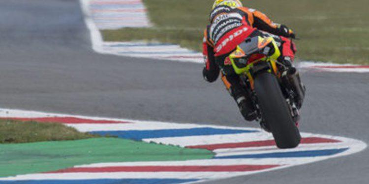 Aleix Espargaró consigue en Assen su primera pole de MotoGP