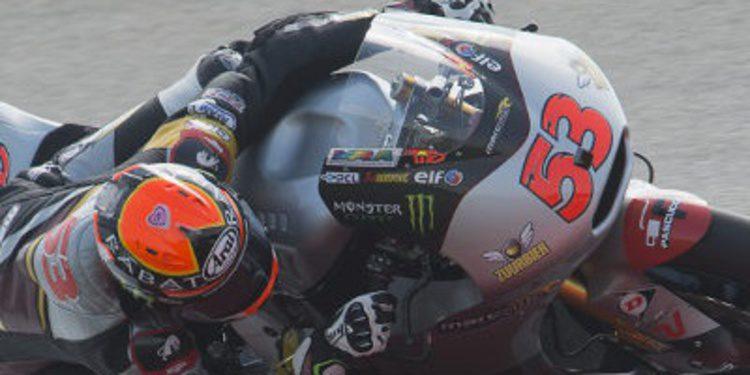 Tito Rabat no deja escapar la pole de Moto2 en Assen