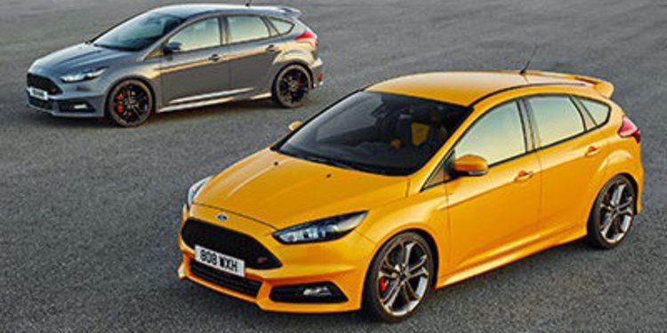 Ford nos sorprende con el nuevo Focus ST