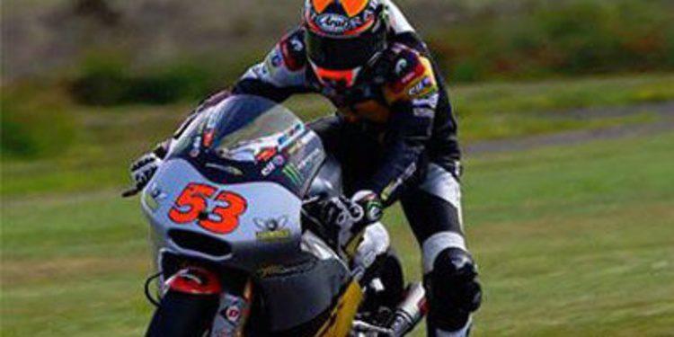 Tito Rabat se anota el warm up de Moto2 en Holanda