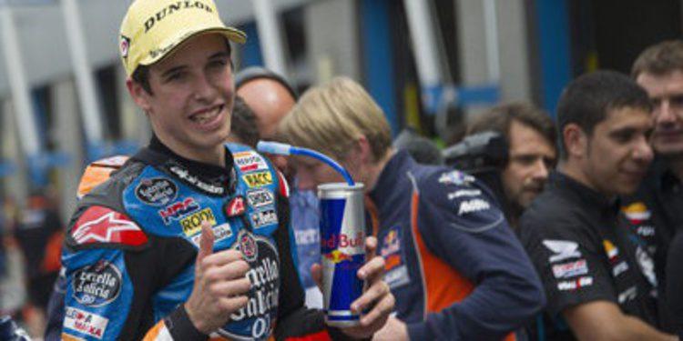 Alex Márquez repite en Assen con KTM sin podio en Moto3