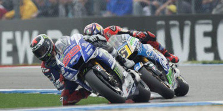 Directo del GP de Holanda de MotoGP 2014