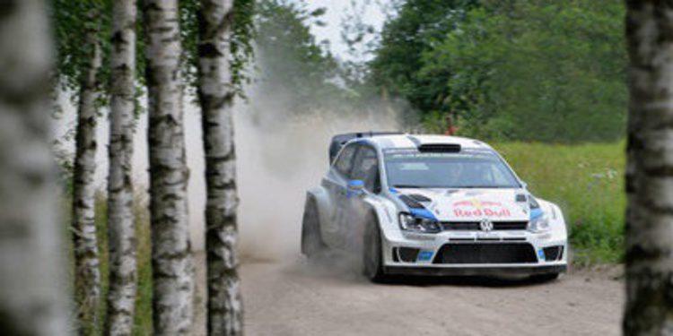 Sebastien Ogier sentencia el Rally de Polonia del WRC