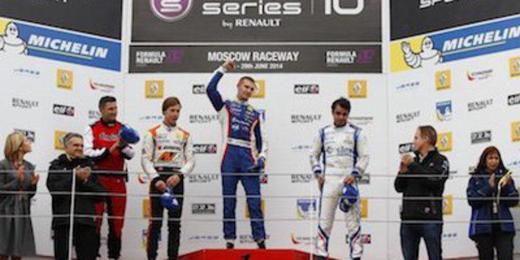 Sirotkin brilla en Rusia con su primera victoria en WSR