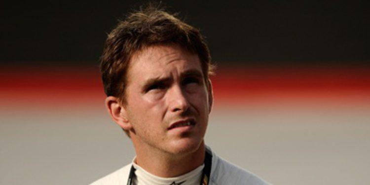 Scott Speed probará el Formula E de Andretti