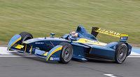Sebastian Buemi encabeza el primer test de la Formula E