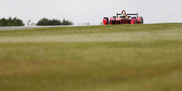 Di Grassi lidera el segundo día de la Formula E en Donington