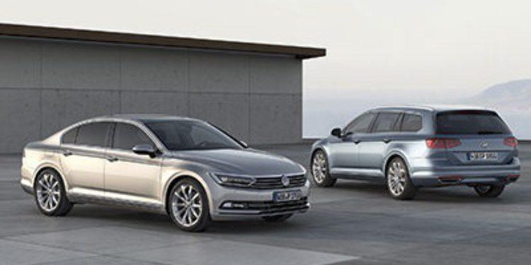 Octava generación del Volkswagen Passat, al detalle