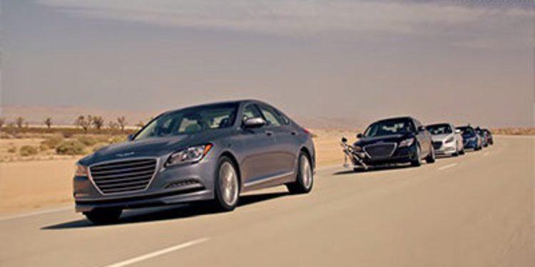 Bondades y seguridad del nuevo Hyundai Genesis