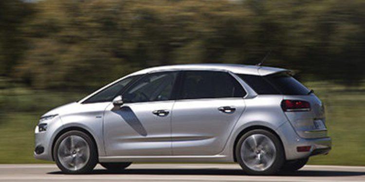 El Citroën C4 Picasso ofrecerá el 1.6 THP de 165 CV