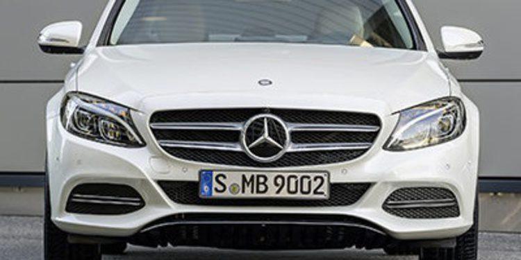 Mercedes-Benz ultima los detalles del Clase C Cabrio