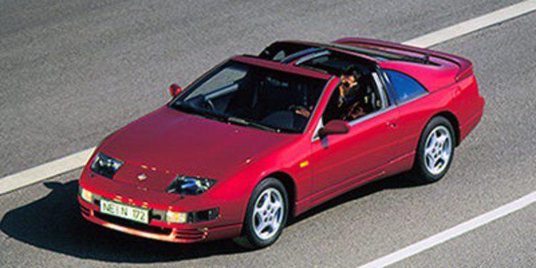 El impactante Nissan 300ZX cumple 25 años
