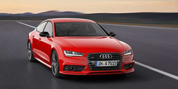 Audi presenta el nuevo A7 Sportback Competition