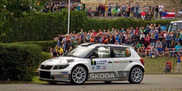 El Skoda Fabia R5 evoluciona como coche 0