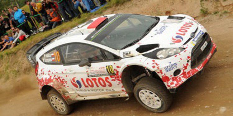 Lista de inscritos del Rally de Finlandia del WRC 2014