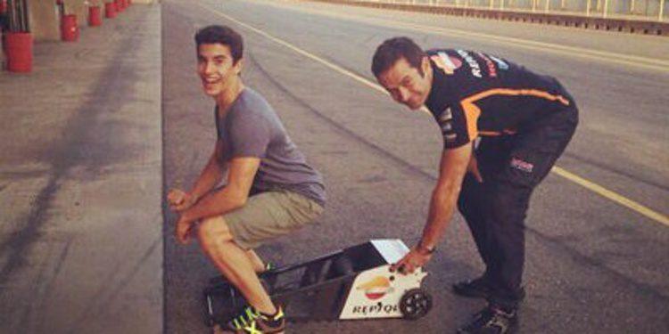 Honda no se va de vacaciones todavía, toca test en Brno