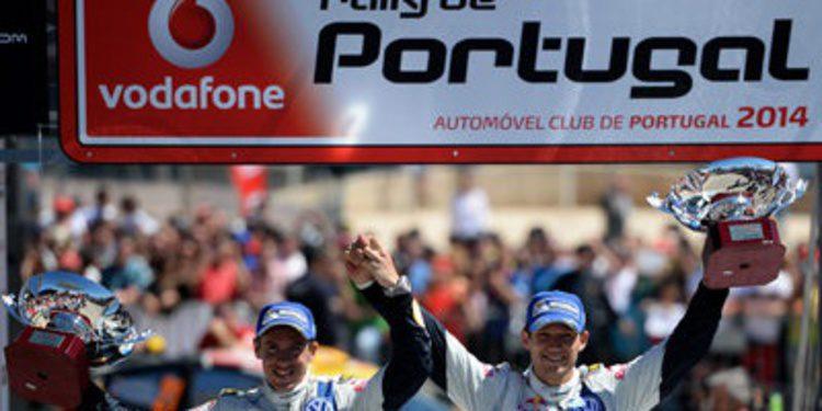 El movimiento del Rally de Portugal al norte confirmado