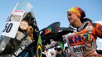 Laia Sanz deja el trial para centrase en el enduro y el Dakar