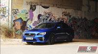 Subaru nos sorprende con la Gymkhana del WRX STI