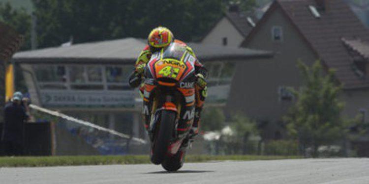 Aleix Espargaró cerca de ser piloto oficial de Ducati