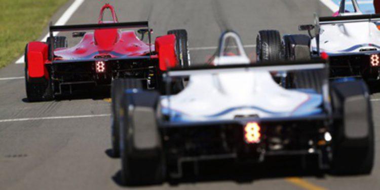 Mejores imágenes y videos de los test de Formula E