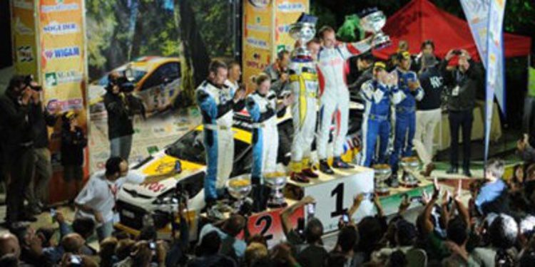 Robert Kubica gana el 34º Rally de Casentino