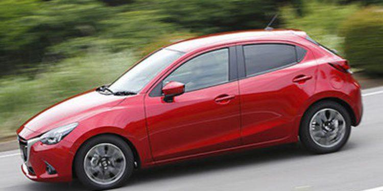 El nuevo Mazda 2 se muestra antes de tiempo