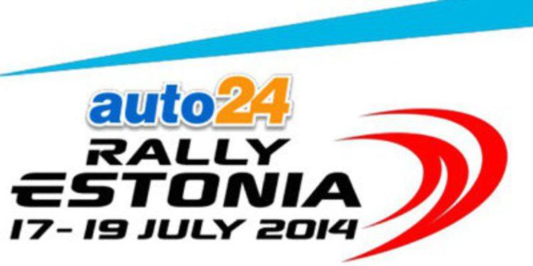 El ERC arranca su segunda mitad en el Rally de Estonia