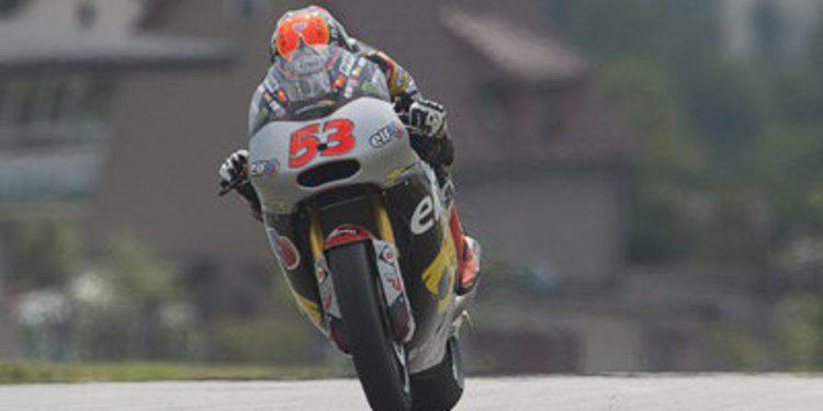 Tito Rabat seguirá en Moto2 junto al Marc VDS Racing en 2015