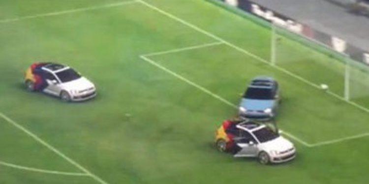 Del gol de Mario Götze al gol del Volkswagen Golf GTI