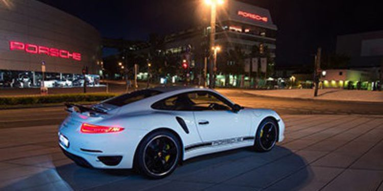 Descubrimos el Porsche 911 Turbo S Exclusive GB Edition