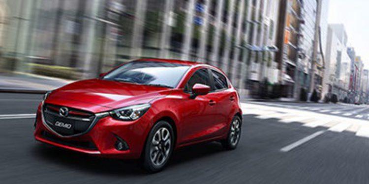 Primeros detalles del nuevo Mazda 2