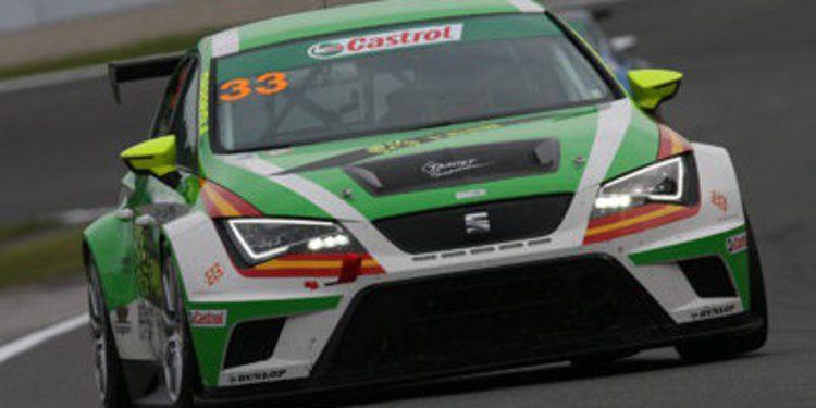 Jordi Oriola mira al futuro y al campeonato TC3 Series