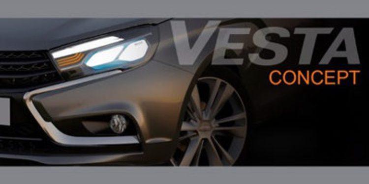 Lada pretende competir con el nuevo Vesta en el WTCC